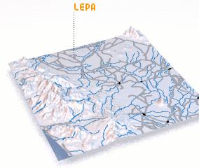 3d view of Lepa