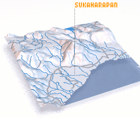 3d view of Sukaharapan