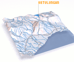 3d view of Ketulungan
