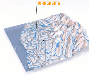 3d view of Kuang-hsing