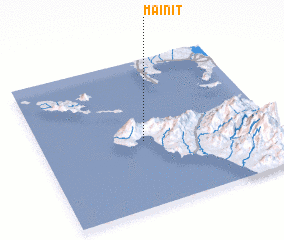 3d view of Mainit