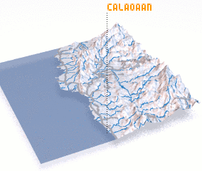 3d view of Calaoaan