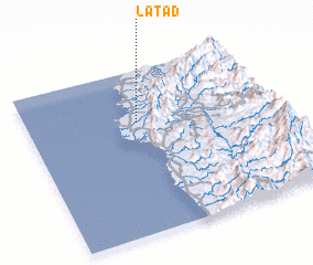 3d view of Latad