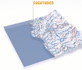 3d view of Sagayaden