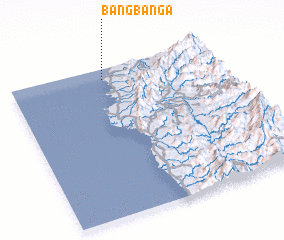 3d view of Bangbanga