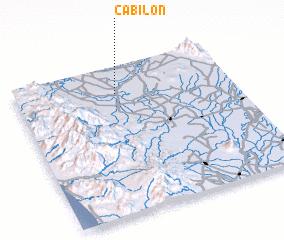 3d view of Cabilon