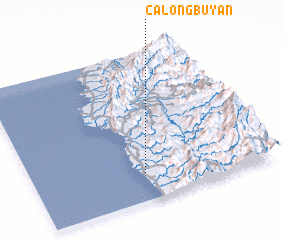 3d view of Calongbuyan