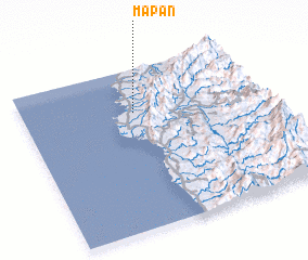 3d view of Mapan