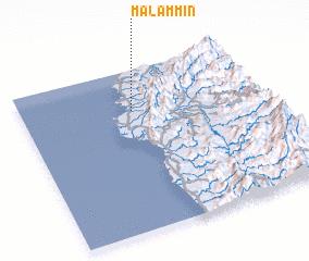 3d view of Malammin