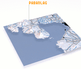 3d view of Pabanlag