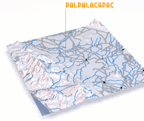 3d view of Palpalacapac