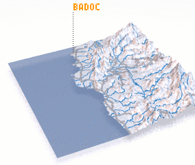 3d view of Badoc