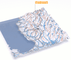 3d view of Inabaan