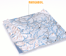 3d view of Mangabol