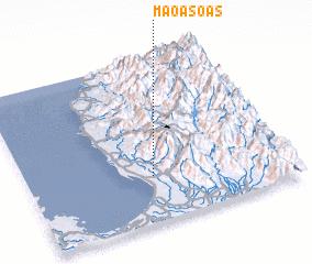 3d view of Maoasoas