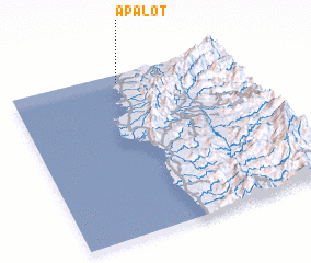 3d view of Apalot