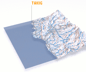 3d view of Takig