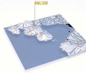 3d view of Balsik