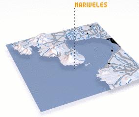 3d view of Mariveles