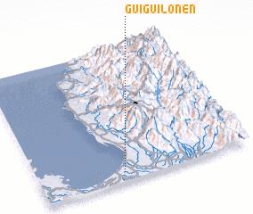 3d view of Guiguilonen