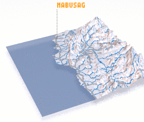 3d view of Mabusag