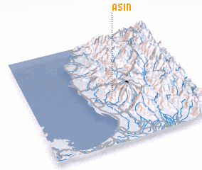 3d view of Asin