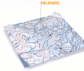 3d view of Balaoang