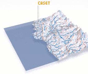 3d view of Caset