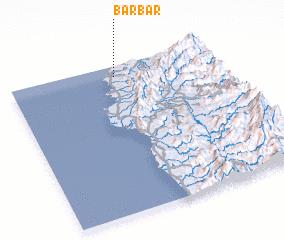 3d view of Barbar