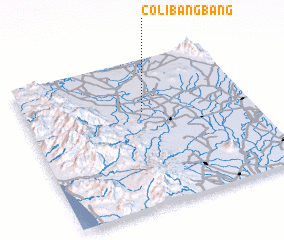 3d view of Colibangbang
