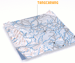 3d view of Tangcarang