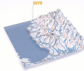 3d view of Suyo