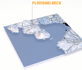 3d view of Floridablanca