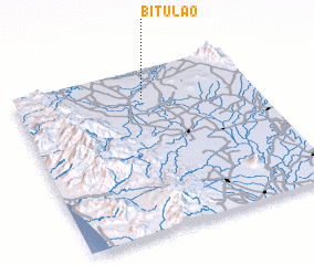 3d view of Bitulao
