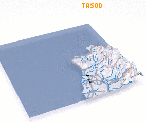 3d view of Tasod