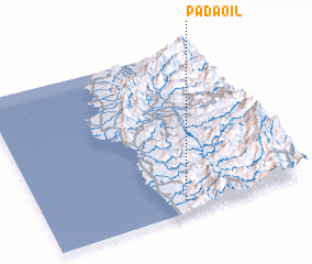 3d view of Padaoil