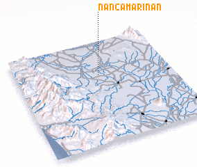 3d view of Nancamarinan
