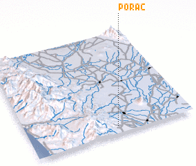3d view of Porac