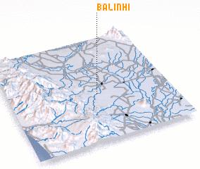 3d view of Balinhi
