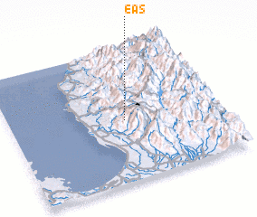 3d view of Eas