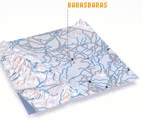 3d view of Baras-Baras