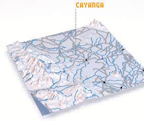 3d view of Cayañga