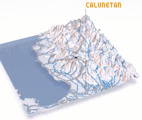 3d view of Calunetan