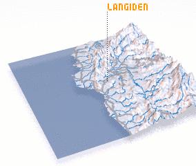 3d view of Langiden
