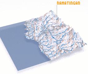 3d view of Namatingan