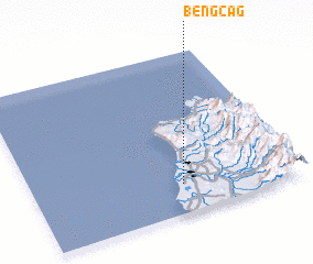 3d view of Bengcag