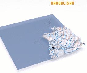 3d view of Nangalisan