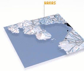 3d view of Wakas