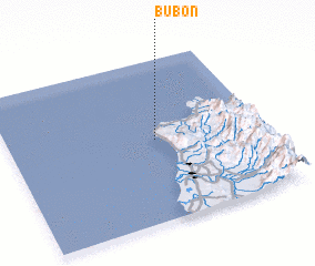 3d view of Bubon