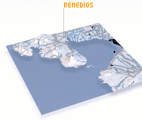 3d view of Remedios